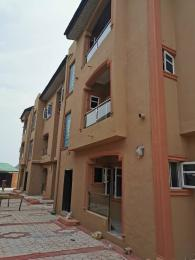 3 bedroom Flat / Apartment for rent ADIZAT MOHAMMED STREET, GBETU TOWN, NEW ROAD JUNCTION BY MAYFAIR GARDENS. Awoyaya Ajah Lagos