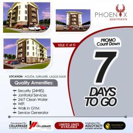 2 bedroom Blocks of Flats House for sale Bolaji, Banwo Aguda Surulere Lagos
