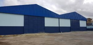 Warehouse Commercial Property for rent Off NNPC Road, Behind Ajao Estate, Ejigbo, Oke Afa, Isolo, Lagos  Ejigbo Ejigbo Lagos