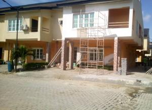 3 bedroom Terraced Duplex House for rent By LBS Lekki Gardens estate Ajah Lagos