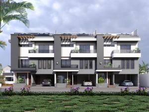 5 bedroom Terraced Duplex for sale Ikate Elegushi Ikate Lekki Lagos