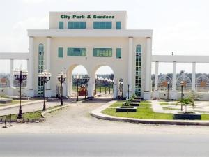 Residential Land Land for sale City park located in front of coca cola company ,asejire road  Egbeda Oyo