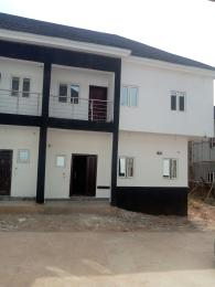 4 bedroom Semi Detached Duplex House for sale Sharing Fence with Bergger Yard, Life Camp Life Camp Abuja
