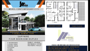 3 bedroom Residential Land Land for sale Mshel Contemporary Located Behind Trademore Estate, Lugbe Abuja