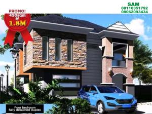 4 bedroom Residential Land Land for sale Located before Centenary City Kuje close Nicol filling station Kuje Abuja
