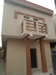 2 bedroom Terraced Duplex House for rent Okada Park Ajao Estate Isolo Lagos