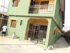 2 bedroom Blocks of Flats House for rent Oluwaga in mercy land Ipaja road Ipaja Lagos