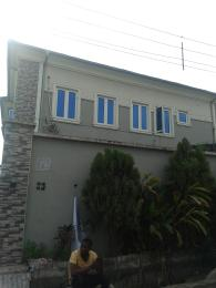 3 bedroom House for rent Off coker road Ilupeju. Ilupeju industrial estate Ilupeju Lagos