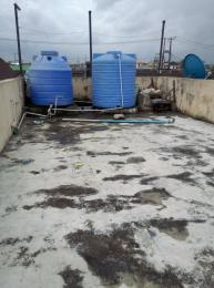 4 bedroom Terraced Bungalow House for rent Suenu  Street off western avenue surulere Lagos Western Avenue Surulere Lagos