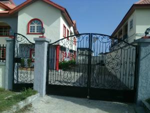 5 bedroom Detached Duplex House for rent Fountain springville Estate, behind Novare shoprite sangotedo  Sangotedo Ajah Lagos