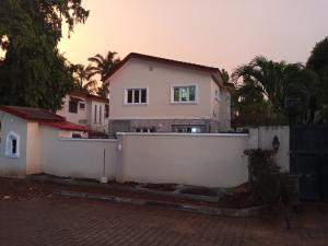 4 bedroom Detached Duplex for rent Maitama Maitama Abuja