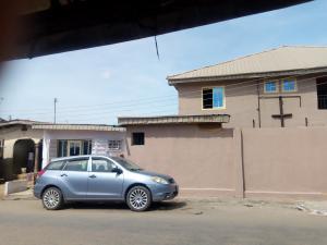 1 bedroom mini flat  Self Contain Flat / Apartment for rent Old Ewu road off international airport road Mafoluku Oshodi Lagos