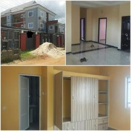 3 bedroom Blocks of Flats House for rent Shell co-operative axis   Eliozu Port Harcourt Rivers