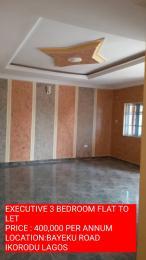 3 bedroom Self Contain Flat / Apartment for rent maternity 2 Igbogbo Ikorodu Lagos