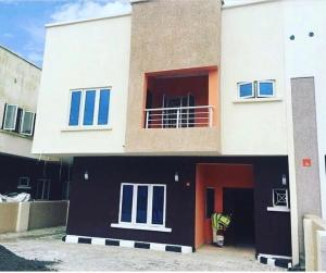 3 bedroom Semi Detached Duplex House for sale Lifecamp-Abuja. Life Camp Abuja