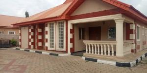 4 bedroom Detached Bungalow House for sale Prince and Princess Estate.  Lokogoma Abuja