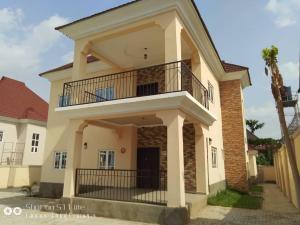 4 bedroom Detached Duplex House for sale Lifecamp-Abuja.  Life Camp Abuja