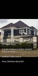 5 bedroom Detached Duplex House for sale Gudu-Abuja.  Apo Abuja