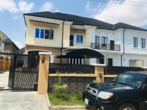 4 bedroom Semi Detached Duplex House for sale River park-Lugbe Abuja.  Lugbe Abuja