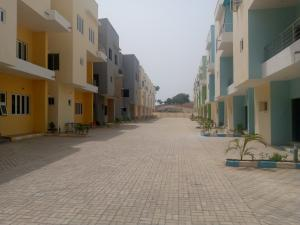6 bedroom Terraced Duplex House for sale Wuye-Abuja. Wuye Abuja