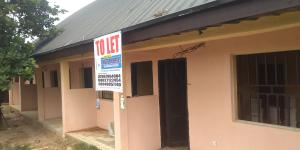 1 bedroom mini flat  Self Contain Flat / Apartment for rent Sharpcorner-Mararaba.  Mararaba Abuja