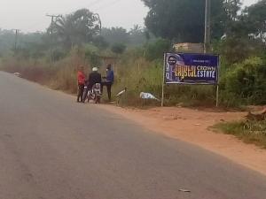Land for sale Ekowe Community,  Ekiadolor, Benin City. Ovia South-East Edo