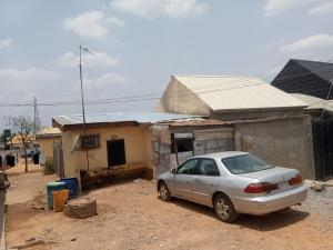 2 bedroom Semi Detached Bungalow House for sale Located along Mr Biggs Lugbe Abuja