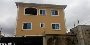 2 bedroom Blocks of Flats House for rent Off college road maternity bus stop Ogba Bus-stop Ogba Lagos