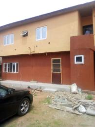3 bedroom Blocks of Flats House for rent Dideolu Estate Ogba Bus-stop Ogba Lagos