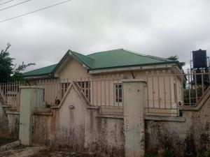 4 bedroom Detached Bungalow for sale Located At New Site Estate Lugbe Abuja