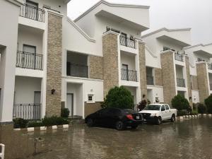 4 bedroom Terraced Duplex House for rent Katampe ex Katampe Main Abuja