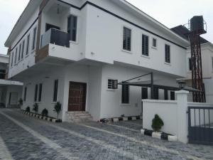 4 bedroom Semi Detached Duplex House for rent Southern view estate, orchid road, by 2nd toll gate Lekki Lagos