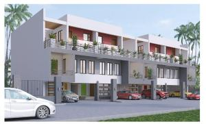4 bedroom Terraced Duplex House for sale Serene, Secure and Cozy Estate Lekki Agungi Lekki Lagos