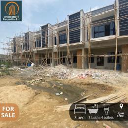 3 bedroom Terraced Duplex House for sale - Ajah Lagos