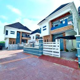 4 bedroom Detached Duplex House for sale Sangotedo Ajah Lagos