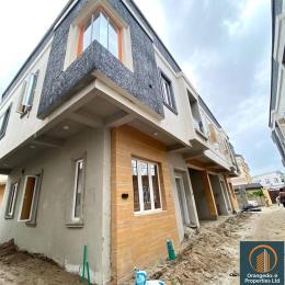 4 bedroom Semi Detached Duplex House for sale off 2nd toll gate  Lekki Lagos