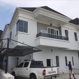 4 bedroom Semi Detached Duplex House for sale Chevron Alternative Route Lekki Lagos