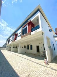 4 bedroom Terraced Duplex House for rent Second Tollgate Lekki Lagos
