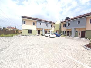 4 bedroom Terraced Duplex House for rent Idado Lekki Lagos