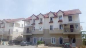 4 bedroom Semi Detached Duplex for rent Cooplag Gardens, Orchid Road, By 2nd Toll Gate Lekki Lagos