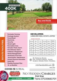 Mixed   Use Land Land for sale NIRVANA ESTATE LAND FOR SALE ?? ADJACENT ILORIN INTERNATIONAL AIRPORT MAIN GATE  Ilorin Kwara