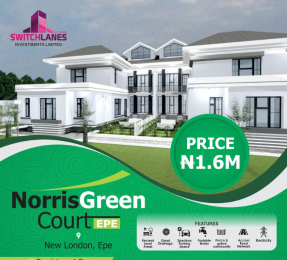 Residential Land for sale Ep Local Govt Area Epe Lagos