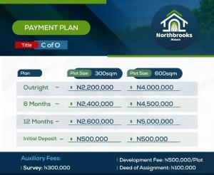 Land for sale Christopher University, Rccg Camp, Along The Lagos Ibadan Express Way Mowe Obafemi Owode Ogun