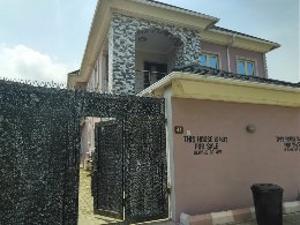 4 bedroom Semi Detached Duplex House for rent Obayan Street, Akoka Bariga Shomolu Lagos