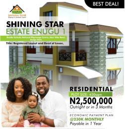 Residential Land Land for sale Beside Catholic National Pilgrimage Center, Akor Nike Road Enugu State Enugu Enugu