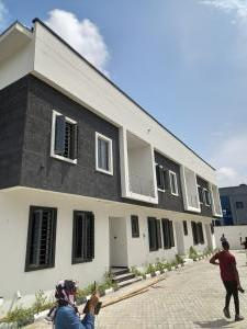 4 bedroom Terraced Duplex House for sale Crown Terrace  Sangotedo Lagos