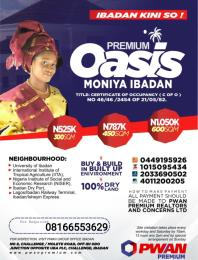 Mixed   Use Land for sale ... Moniya Ibadan Oyo