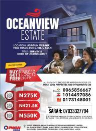 Mixed   Use Land Land for sale Ashagun, Igbogun road LaCampaigne Tropicana Ibeju-Lekki Lagos
