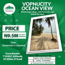 Mixed   Use Land Land for sale Bonponucity, Mosere By Kogo Village Eko Akete By Corona International School Abijo Iberekodo Ibeju-Lekki Lagos