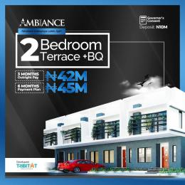 Terraced Duplex for sale Ambiance Heights By Atlantic Layout Estate Abraham adesanya estate Ajah Lagos